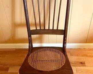 Vintage Rocking Chair https://ctbids.com/#!/description/share/274947