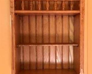 Decorative Wall Shelf https://ctbids.com/#!/description/share/274950