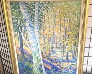 Signed Oil Painting https://ctbids.com/#!/description/share/274955