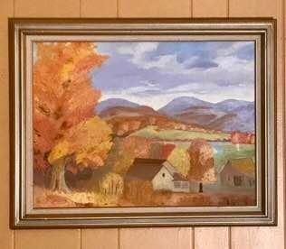 Original Oil on Canvas Painting https://ctbids.com/#!/description/share/274969