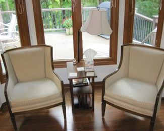 Nice Chairs and Table