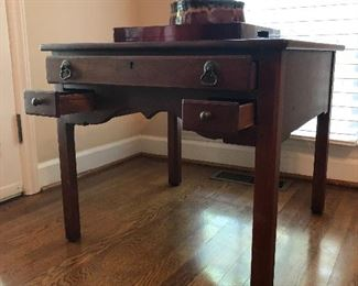 Pair of Lexington and tables