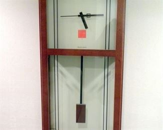 Frank Lloyd Wright Inspired Clock