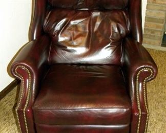 Fine Leather Chair