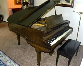 Weber Livingston Baby Grand Piano