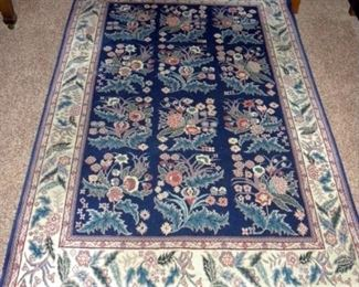 Northern India 4' X 6' Carpet