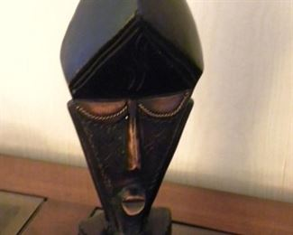 African Mask Figure