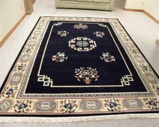 Kaspian Wool 8' X 11' Carpet