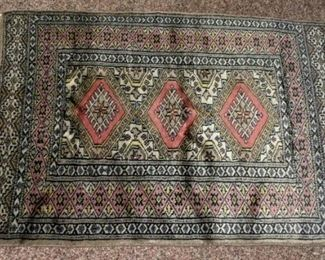 Pakistani 2' X 3' Carpet