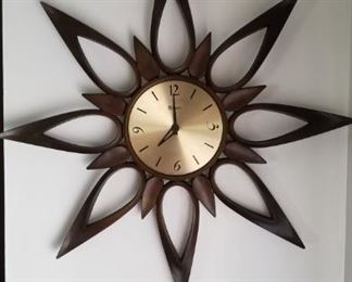 MCM Syroco Wall clock, 2 available