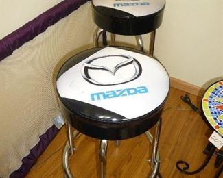 Mazda stools