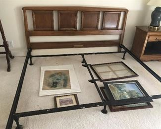 Bed Frame / Headboard $ 86.00