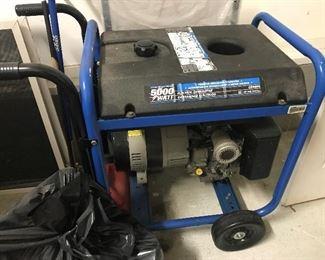 5000 Watt Generator $ 340.00