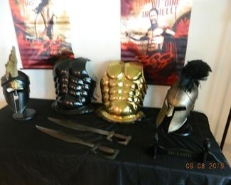 gladiator items