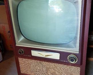 Vintage RCA Victor Television