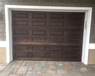 10 X 7 Composite garage door
