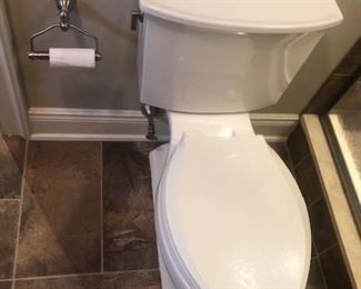 Kohler toilets 6 in all. Bisque