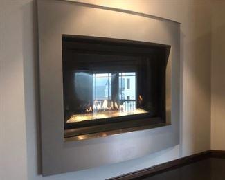 Gas Fireplace Insert 33 X 24