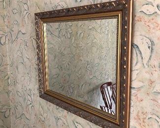 Nice mirrors!