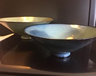 Temnmoku Bowls by Alfred Universities