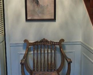 Fabulous Painted Chair