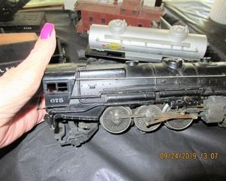LIONEL TRAINS , TRACKS, AND MORE