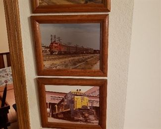 LOTS of old train photos