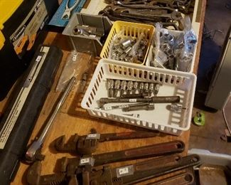 More tools