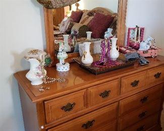 Matching dresser to King BR set