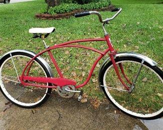 Vintage Western Flyer bike