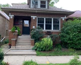 This lovely large Chicago 3 bedroom bungalow with two full baths and a yard sanctuary is for rent or sale!!!