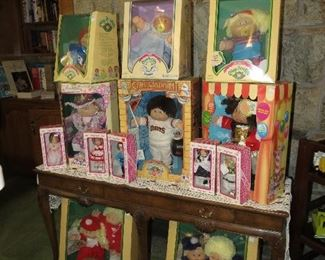 More early cabbage patch dolls