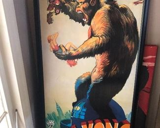 COOL KING KONG MOVIE POSTER