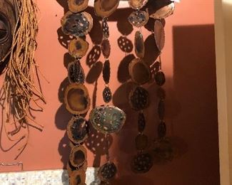 ORNATE GEODE CHIME