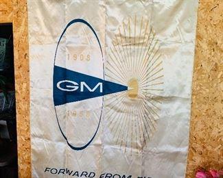GM General Motors 1958 flag