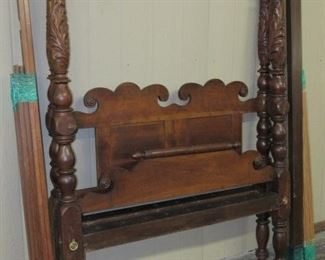 Early Cherry Teester Bed