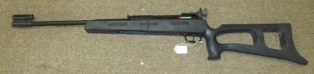 Marksman Pellet Rifle