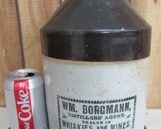 Louisville, KY Whiskey Jug