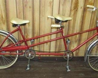 Columbia Tandem Bicycle