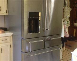 Kitchenaid preserva refrigerator