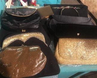 Vntage evening purses bags