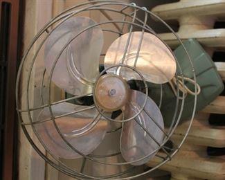 Polar fan