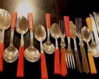Bakelite utensils