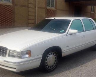 1999 Cadillac Deville 72,000 miles