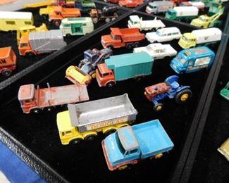 Vintage Matchbox cars