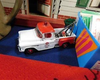 Matchbox Texaco tow truck