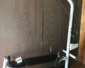 Schwinn Force Weight Bench