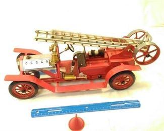 steam firetruck
