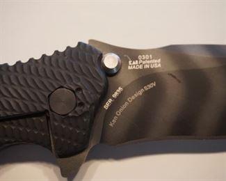 Knife - Zero Tolerance 3031 Ser. 9835 Ken Onion Design S30V