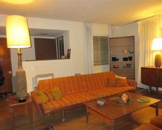 Matching pair of MCM sofas (#2)